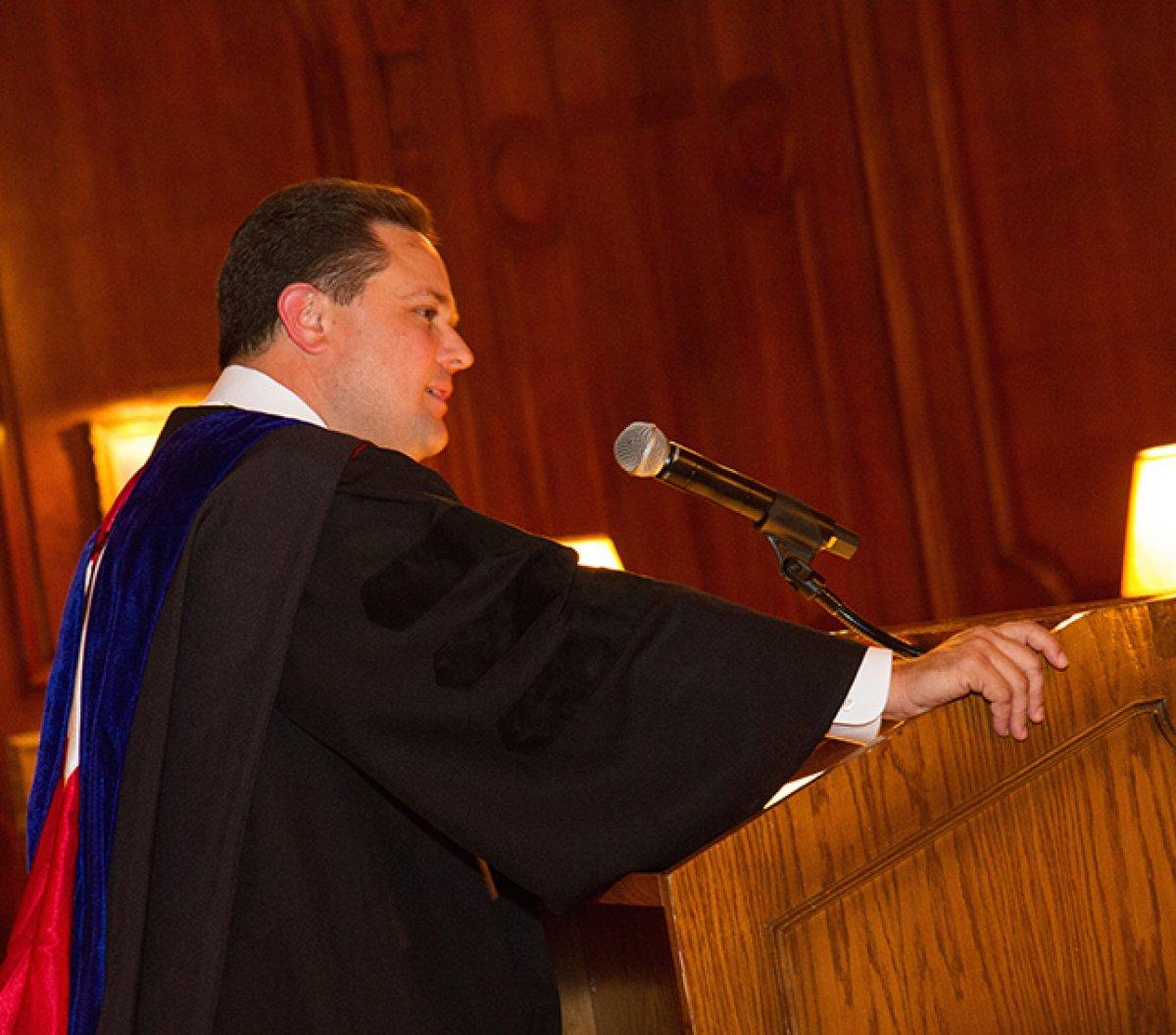 Professors talk about Vatel USA