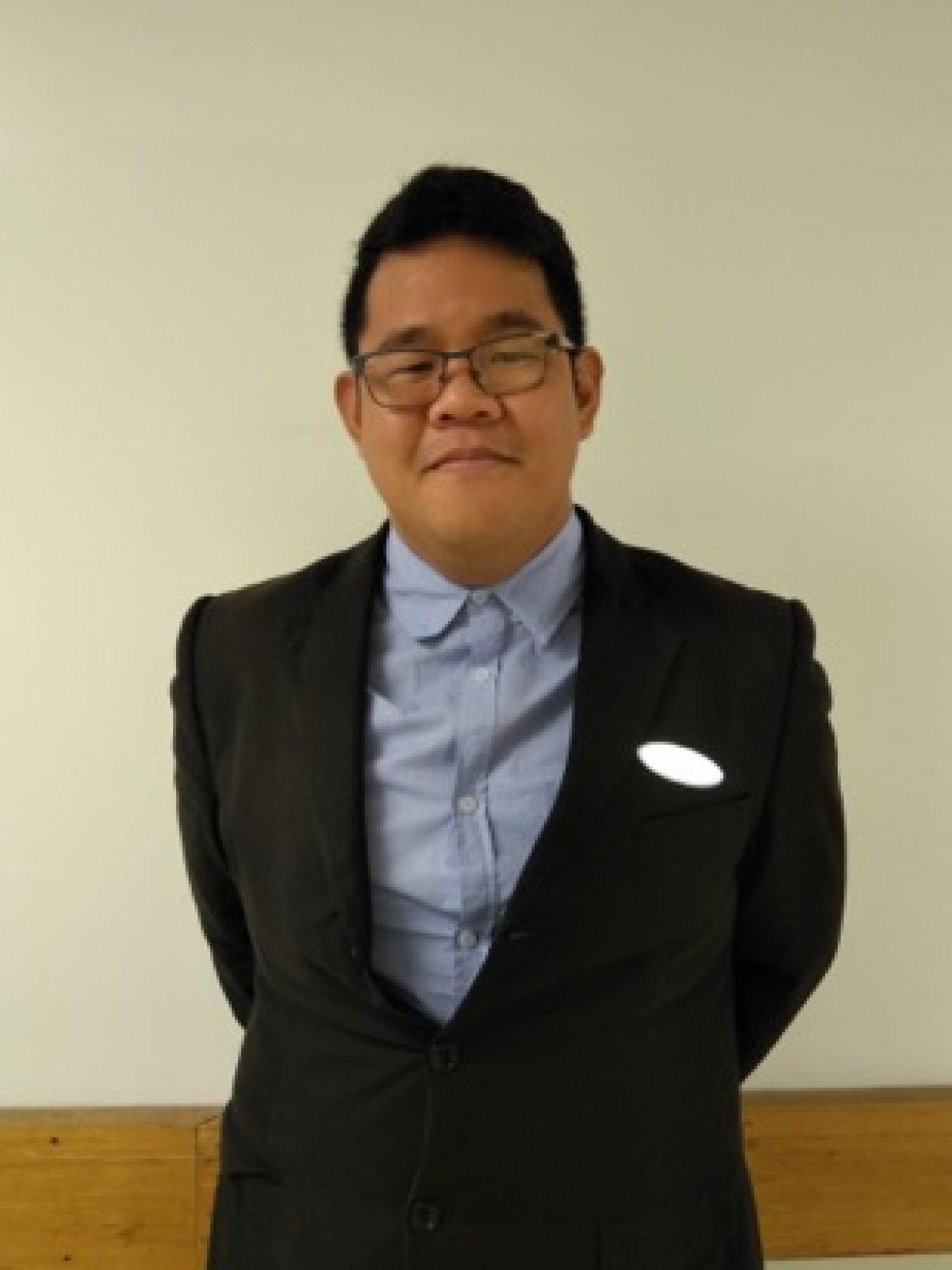 Damien Wong Yuen Tien