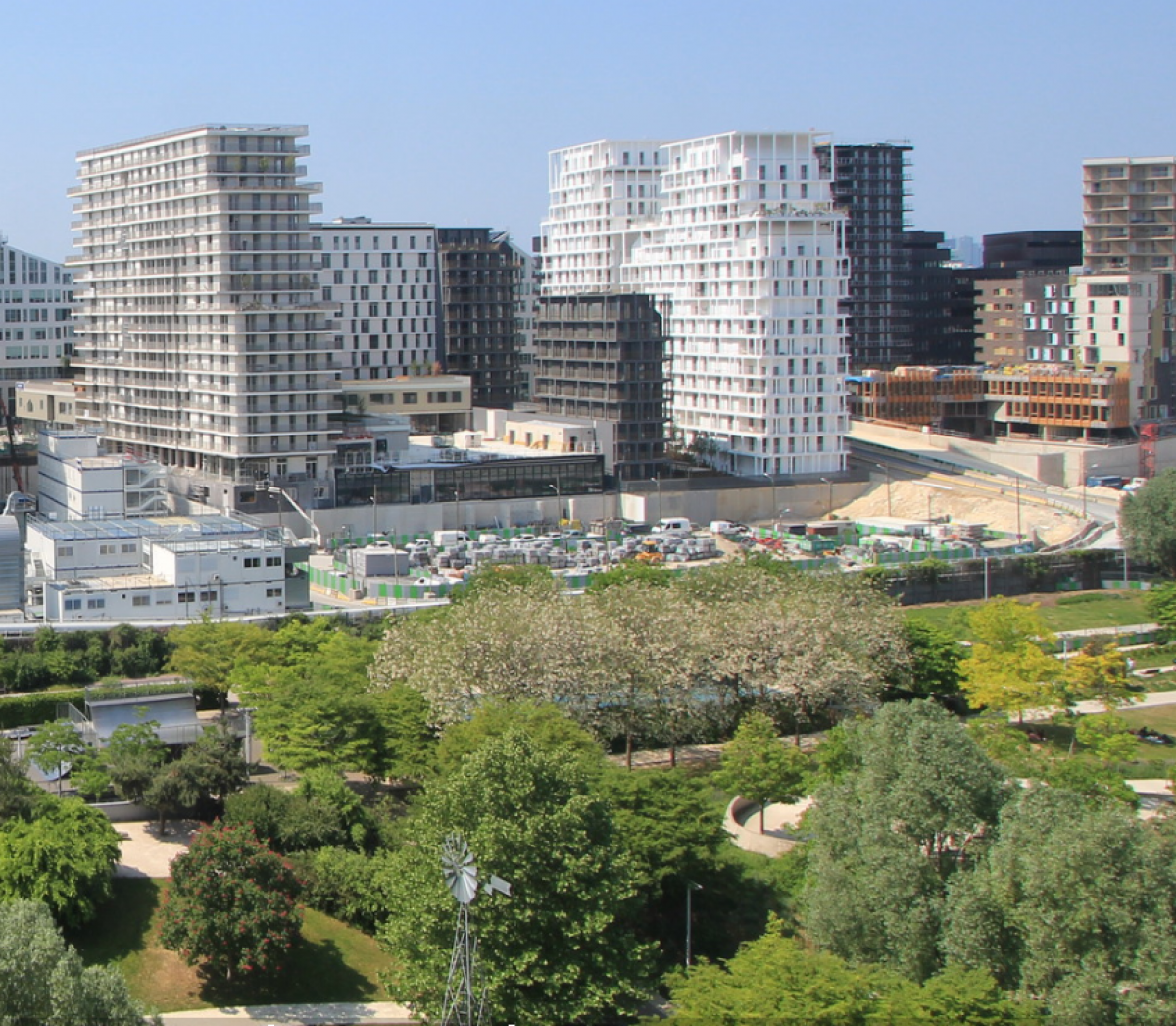 Ça bouge dans le 17e arrondissement de Paris
