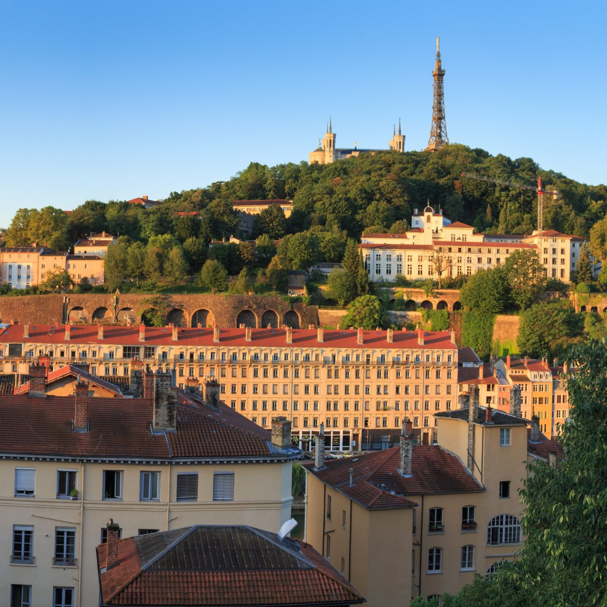 Lyon, the best city for students in France
