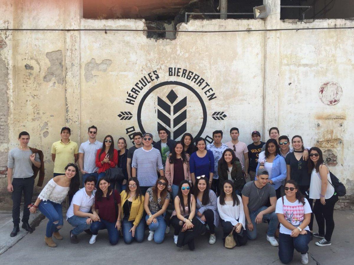 Viaje de integración 2017