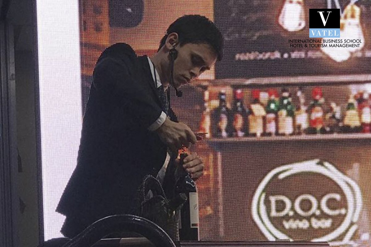 Vatel Manila's first Young Sommelier Competition