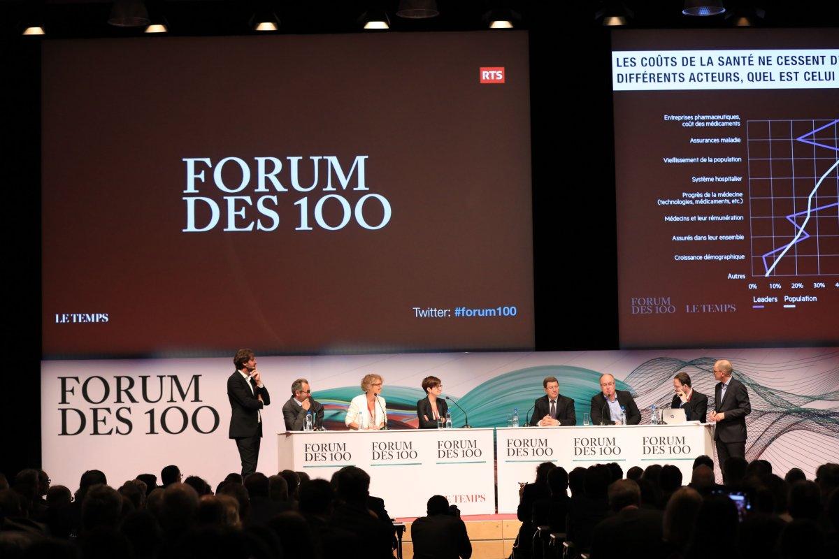 «Le Forum des 100» & Vatel Switzerland