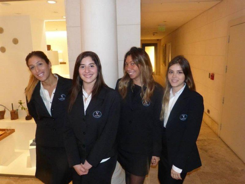 Vatel Buenos Aires - Estudiantes - 1