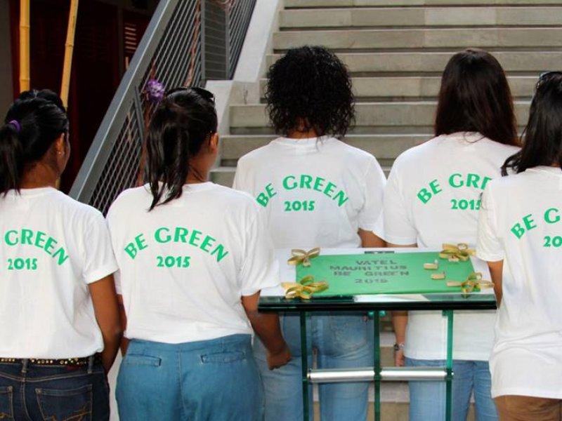 Vatel Mauritius - Environment Day - 1