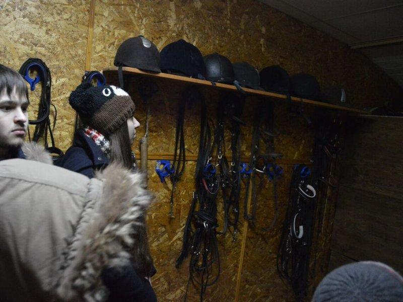 Vatel МОСКВА (Moscow) - Студенты Ватель в гостях на ферме «Северный олень» - 37
