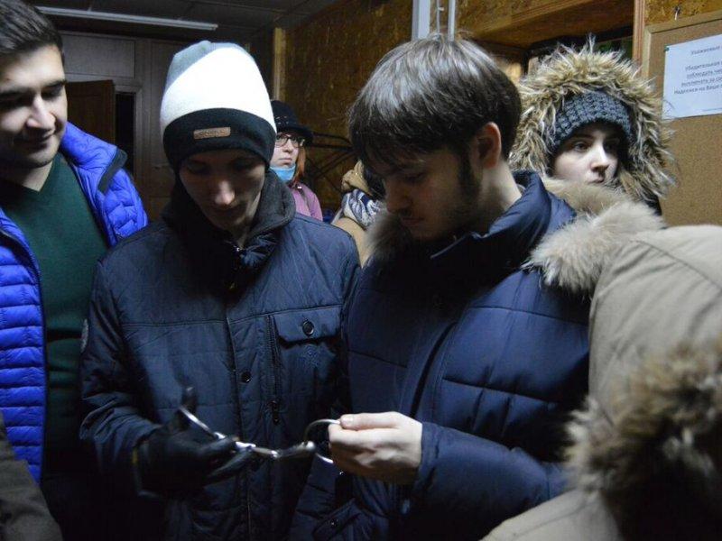 Vatel МОСКВА (Moscow) - Студенты Ватель в гостях на ферме «Северный олень» - 39