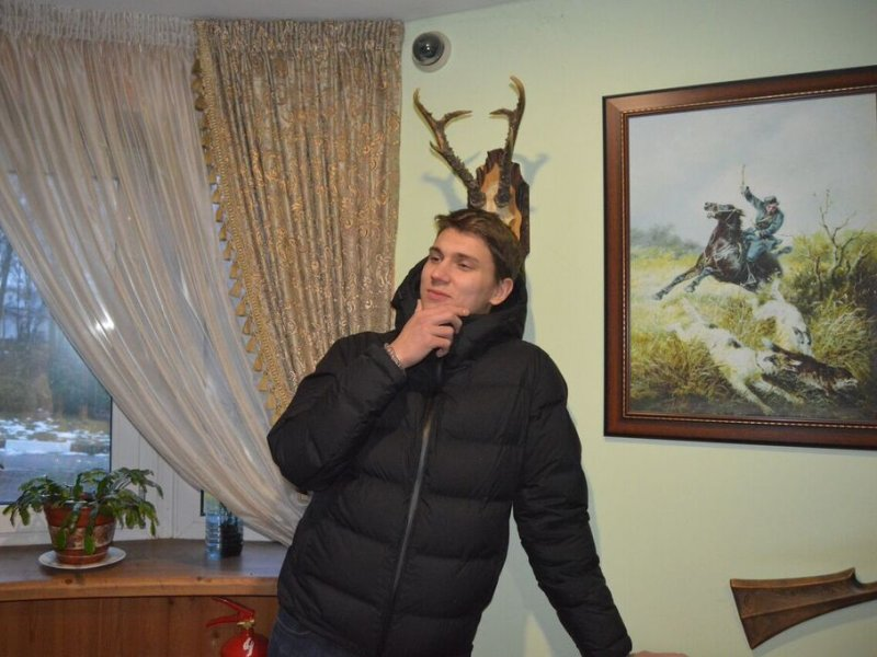 Vatel МОСКВА (Moscow) - Студенты Ватель в гостях на ферме «Северный олень» - 4