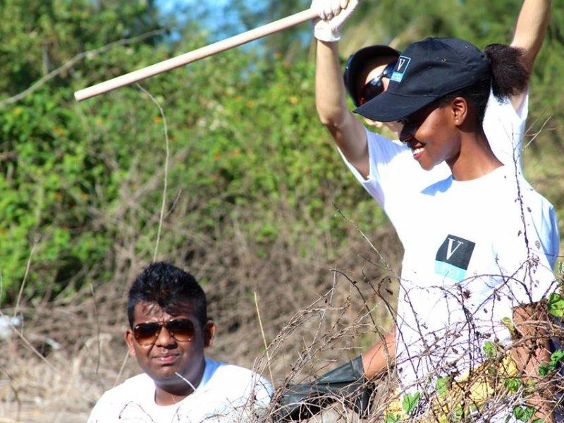 Vatel Mauritius - Environment Day - 2