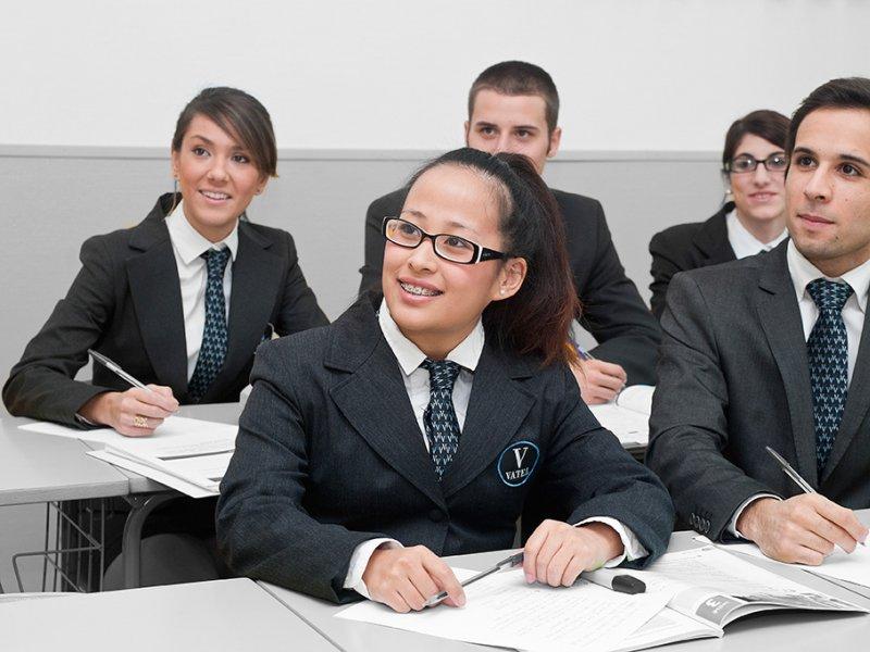 Vatel Madrid - Classroom - 2