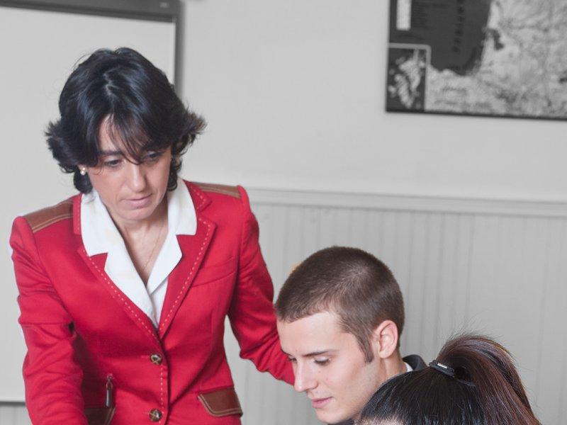 Vatel Madrid - Classroom - 3