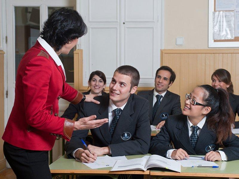Vatel Madrid - Classroom - 4