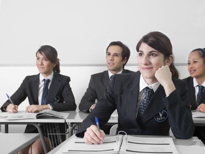 Vatel Madrid - Classroom - 1