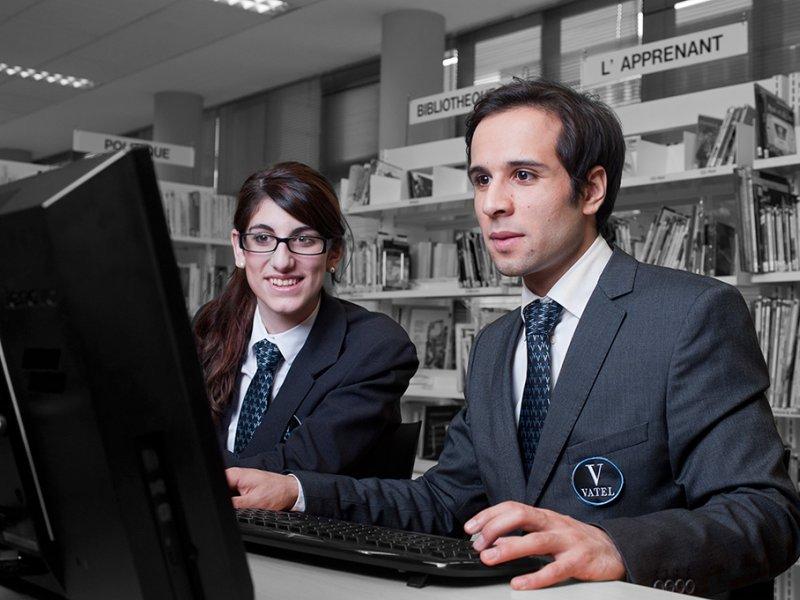 Vatel Madrid - Classroom - 13