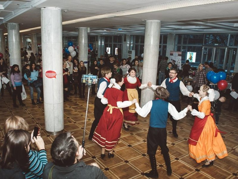 Vatel МОСКВА (Moscow) - Студенты Ватель Москва на фестивале «Bonjour FRANCE!» 2016 год - 22