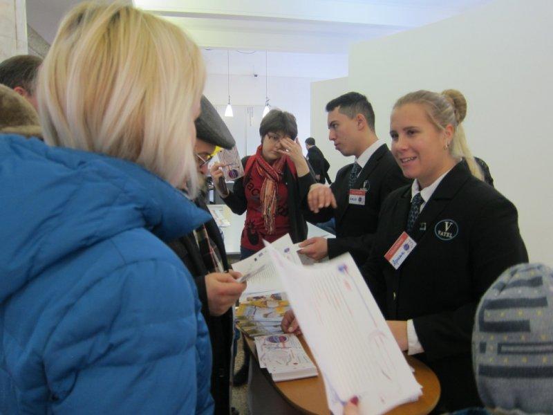 Vatel МОСКВА (Moscow) - Студенты Ватель Москва на фестивале «Bonjour FRANCE!» 2016 год - 7