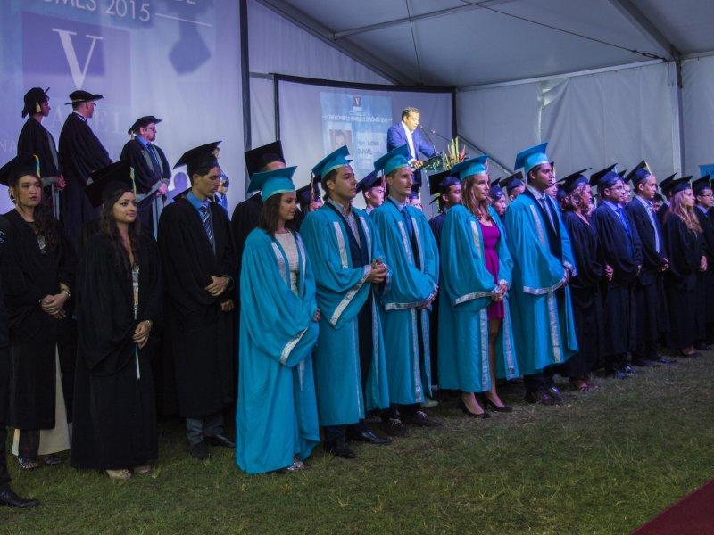Vatel Mauritius - Graduation 2015 - 3
