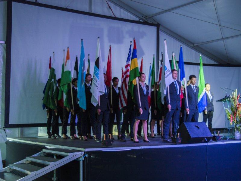 Vatel Mauritius - Graduation 2015 - 1