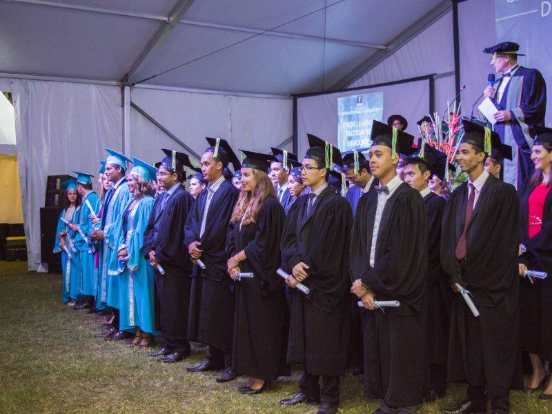 Vatel Mauritius - Graduation 2015 - 4