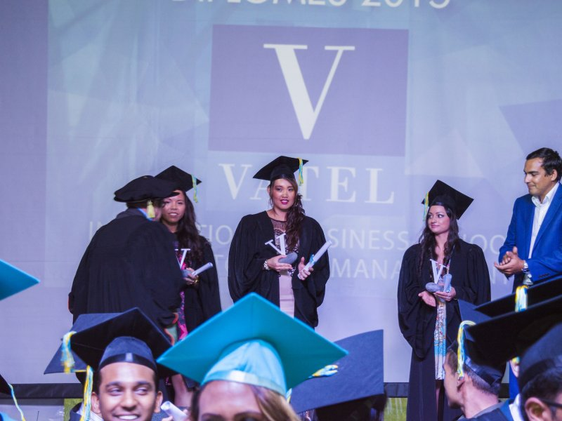 Vatel Mauritius - Graduation 2015 - 5