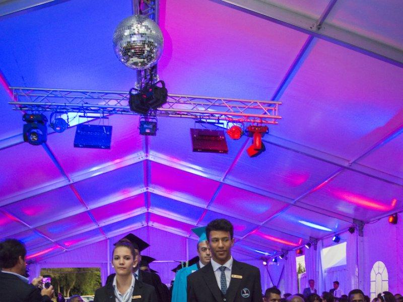 Vatel Mauritius - Graduation 2015 - 6
