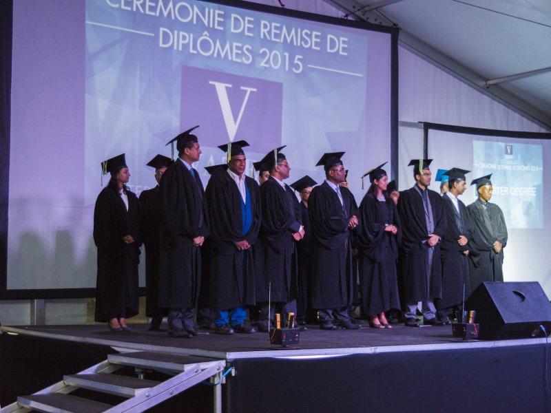 Vatel Mauritius - Graduation 2015 - 7