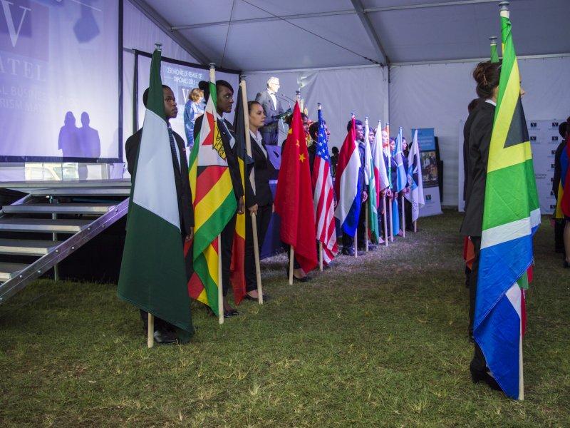Vatel Mauritius - Graduation 2015 - 2