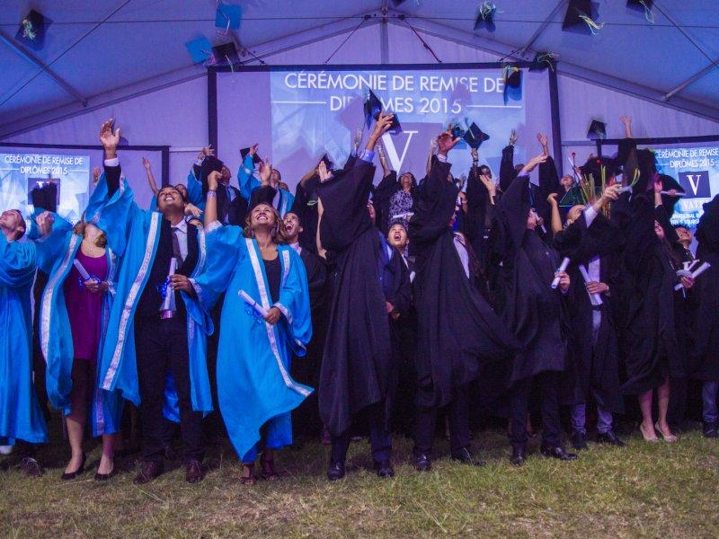Vatel Mauritius - Graduation 2015 - 10