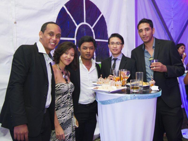 Vatel Mauritius - Graduation 2015 - 15