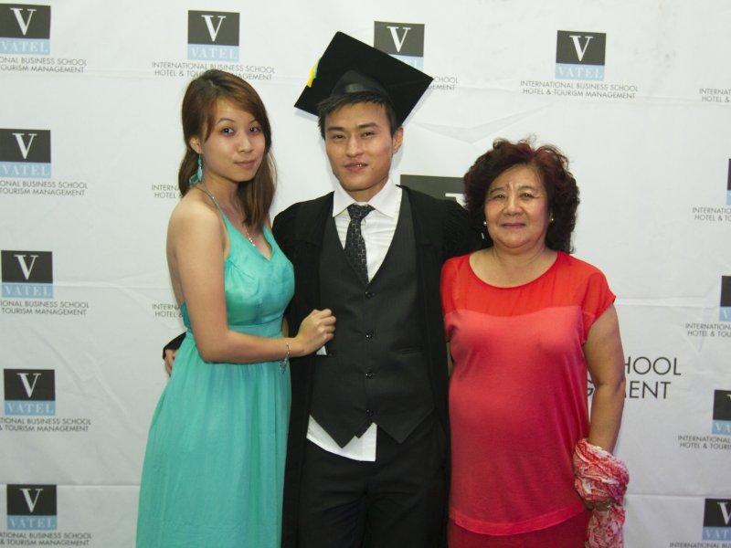 Vatel Mauritius - Graduation 2015 - 16