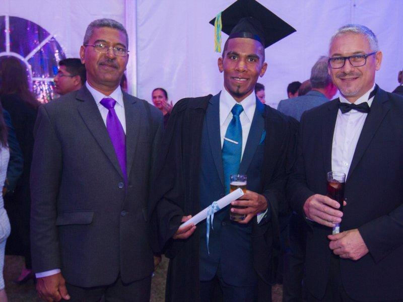 Vatel Mauritius - Graduation 2015 - 12