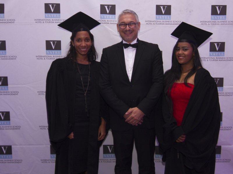 Vatel Mauritius - Graduation 2015 - 14