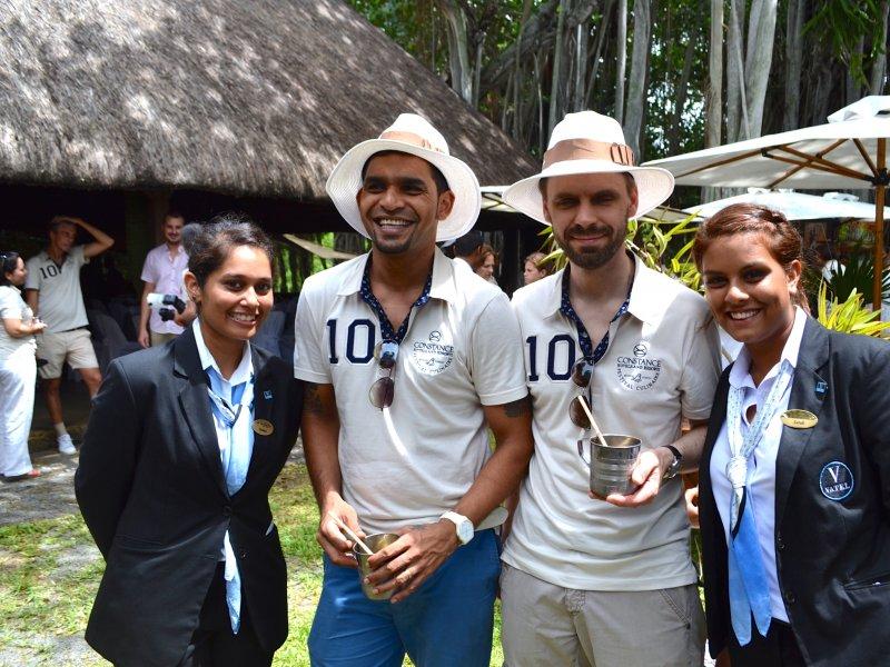 Vatel Mauritius - Festival Culinaire Bernard Loiseau - 3