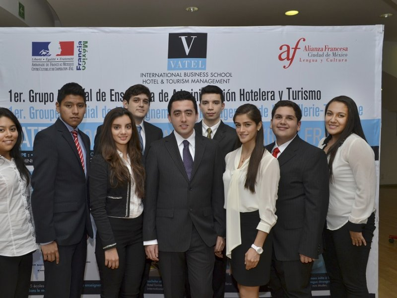 Vatel Mexico City - Comunidad VATEL México - 1