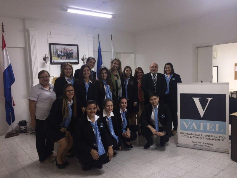 Vatel Asunción - Campus - 7