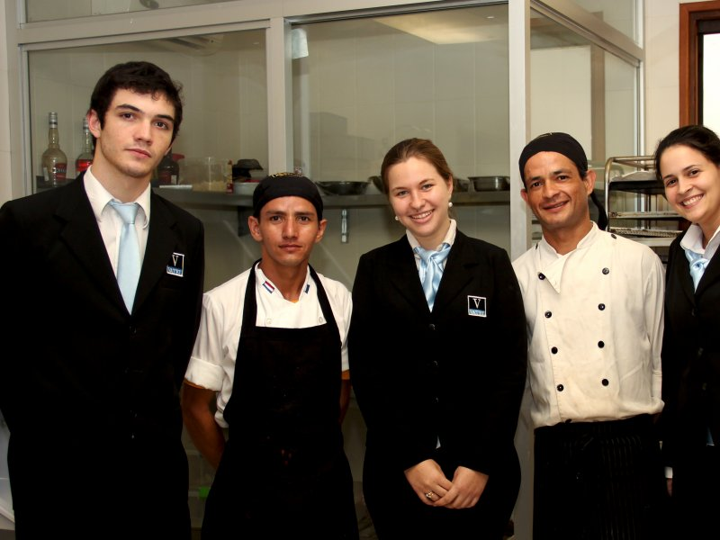 Vatel Asunción - Hotel de Aplicación: Esplendor a Wynham Grand Hotel & Dazzler Asunción - 2