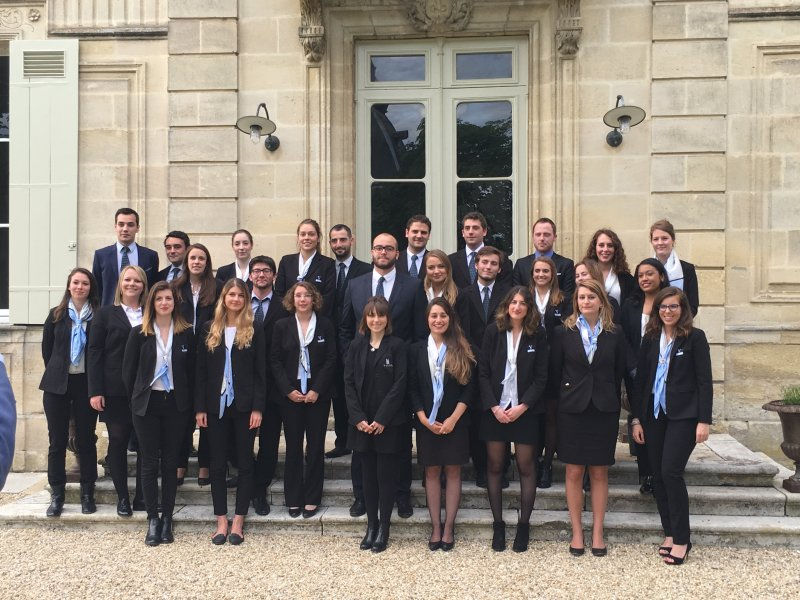 Vatel Bordeaux - Graduation ceremony Vatel MBA 2016 - 3