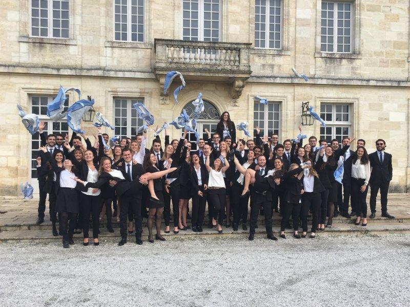 Vatel Bordeaux - Baptême de Promotion Bachelor 2016 - 4