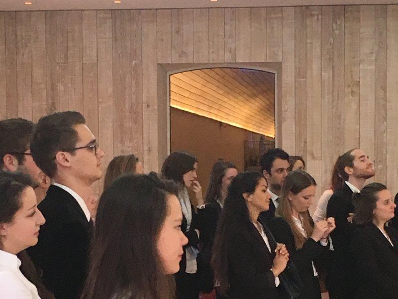Vatel Bordeaux - Baptême de Promotion Bachelor 2016 - 12