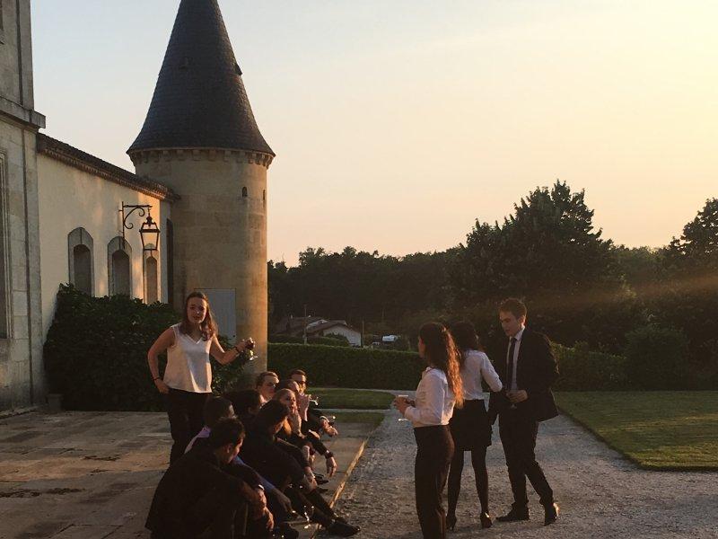 Vatel Bordeaux - Baptême de Promotion Bachelor 2016 - 13