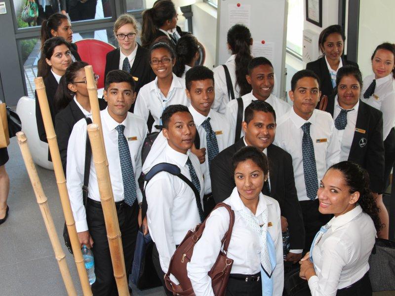 Vatel Mauritius - Job Fair Avril 2015 - 1