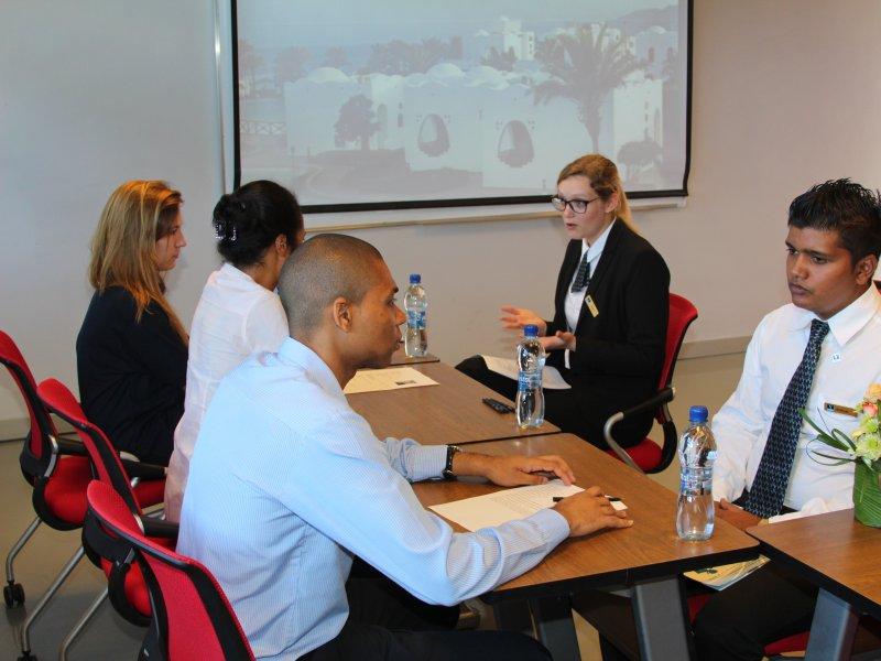 Vatel Mauritius - Job Fair Avril 2015 - 4