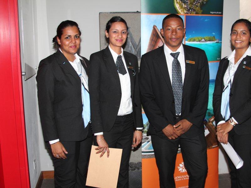 Vatel Mauritius - Job Fair Avril 2015 - 5