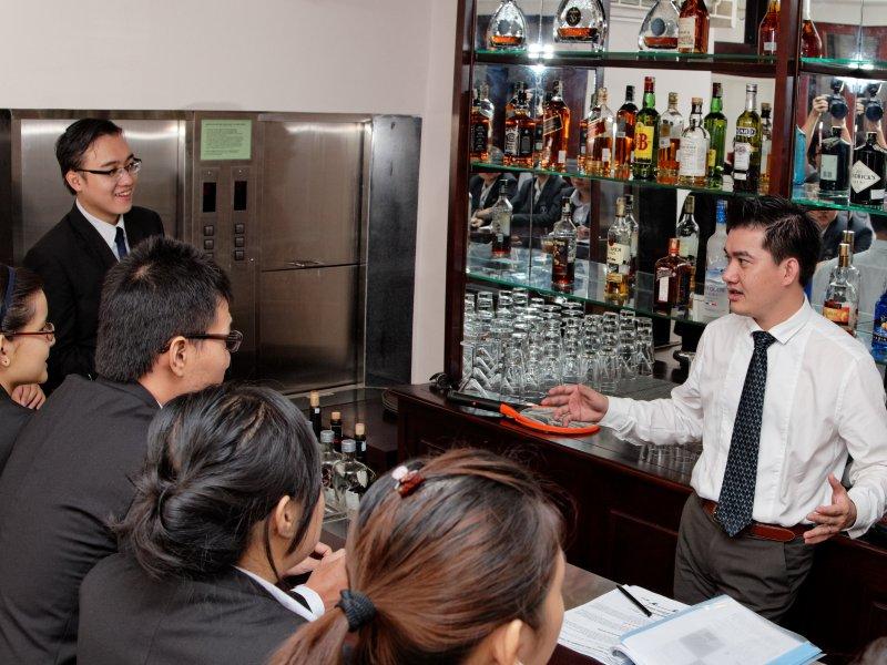 Vatel Ho Chi Minh - Classrooms - 7