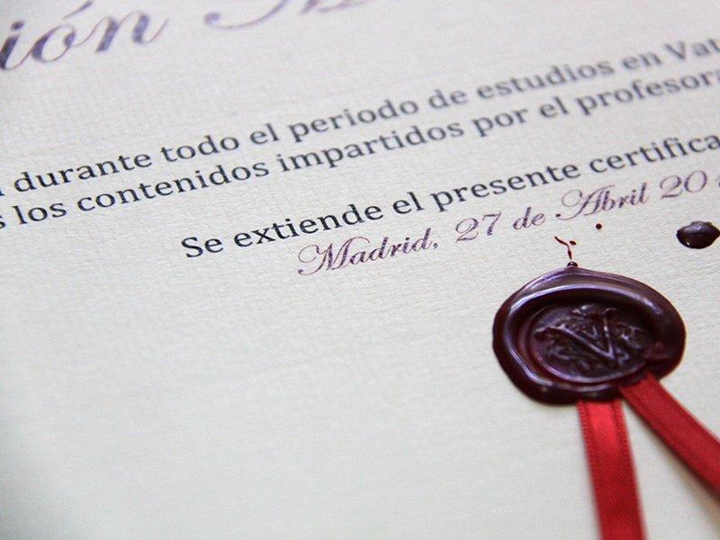 Vatel Madrid - Graduation - 7