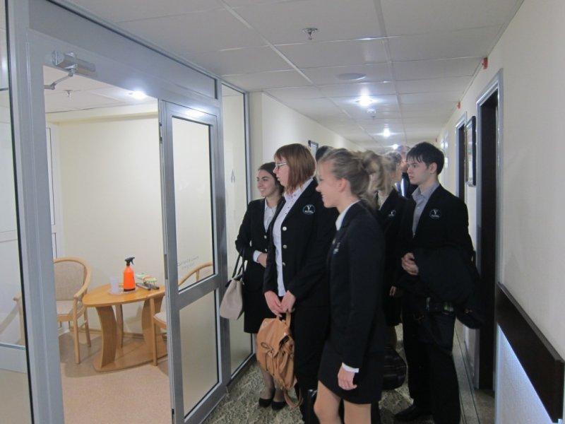 Vatel МОСКВА (Moscow) - Студенты первого курса набор 2015 на профессиональной экскурсии в Туристском Гостиничном Комплексе «Измайлово» («Гамма», «Дельта») - 6