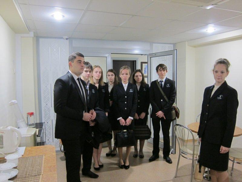 Vatel МОСКВА (Moscow) - Студенты первого курса набор 2015 на профессиональной экскурсии в Туристском Гостиничном Комплексе «Измайлово» («Гамма», «Дельта») - 7