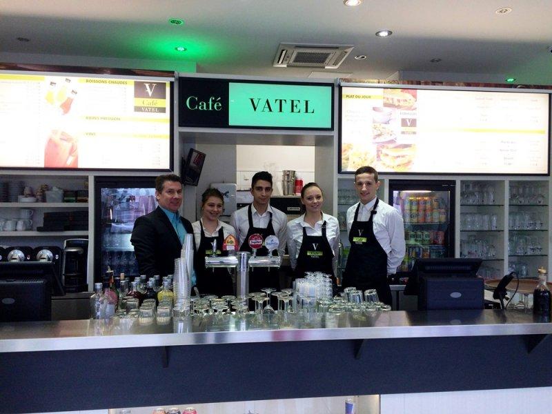 Vatel Lyon - Cafe Vatel - 4