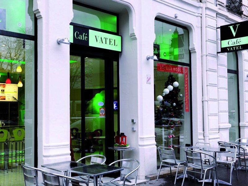 Vatel Lyon - Cafe Vatel - 1