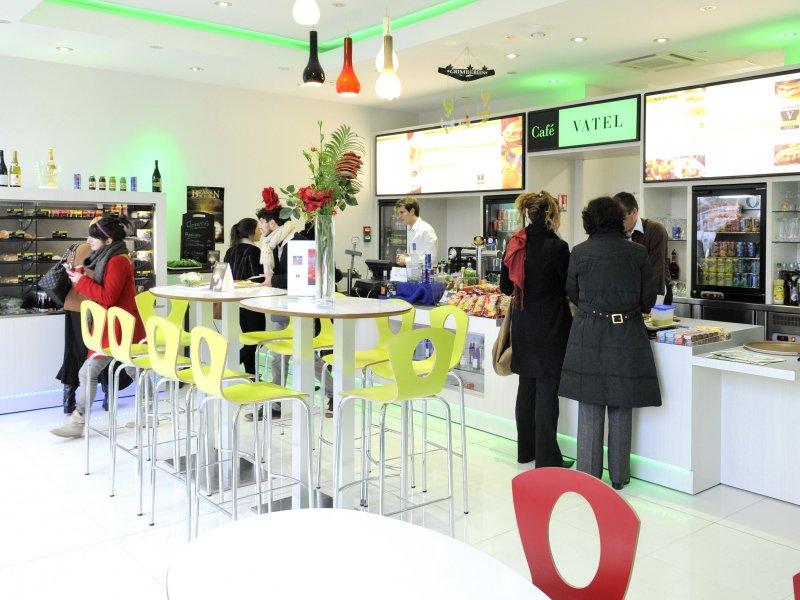 Vatel Lyon - Cafe Vatel - 2